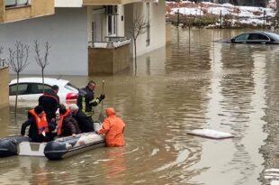Највеће поплаве на Косову и Метохији задњих 50 година, преко 200 Срба заробљено у кућама без струје, воде и хране!
