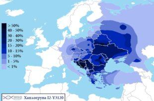 Генетско порекло староседелаца Хелма – Балкана