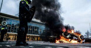 Побуна народа широм Европе против ограничења кретања и нормалног живота (видео)