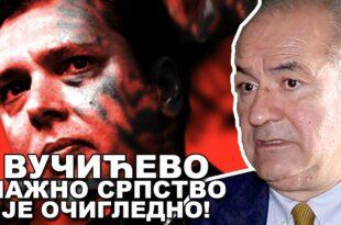 Мило Ломпар: Вучићева издаја националних интереса је огољена у потпуности! (видео)
