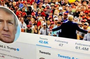 """Меркел оспорила право Твитера да """"изван законског оквира"""" трајно блокира Доналда Трампа"""