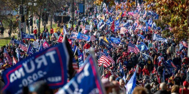 """Доналд Трамп најавио демонстрације """"Стоп крађи избора"""" у Вашингтону за 6. јануар"""