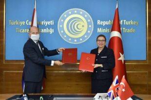 Њемачке пословне вијести: Велики савез Енглеске и Турске поприма контуре