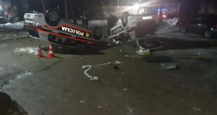 ОВО ЈЕ ЕПИЛОГ ВИШЕЧАСОВНЕ БИТКЕ СА 2000 МИГРАНАТА КОД САРАЈЕВА: Повређени полицајци, уништена возила (видео)