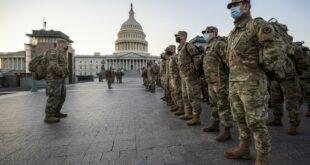 Конгрес САД и Вашингтон под контролом 20.000 гардиста – први пут од Грађанског рата