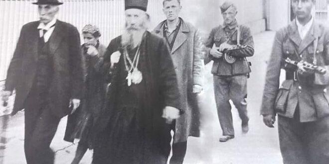 Како су комунистички зликовци мучили и убили митрополита црногорско-приморског Јоаникија Липовца