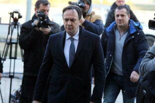 Бивши македонски шеф тајне полиције осуђен на 12 година затвора
