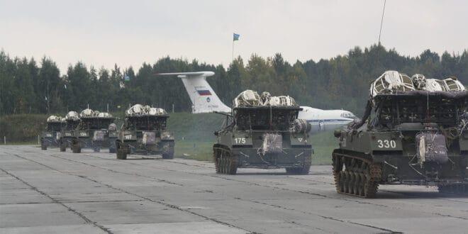 """""""Запад 2021"""": Белорусија најавила велике војне вежбе са Русијом"""