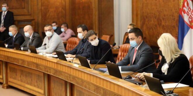 Нема седнице Кризног штаба, Влада усваја нове мере