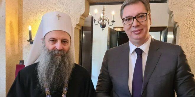 АНАКСИОС (ἀνάξιος ) ПАПОЉУБАЦ! Саборно те изабрала Крцунова полиција и Срби те никада неће прихватити за легитимног патријарха!