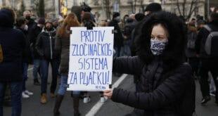 Београд: Нови протест привредника у суботу