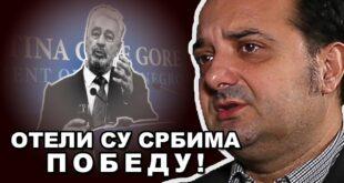 Александар Раковић: Шта ово значи Кривокапићу, какви су то људи, то је безобразлук ноторни! (видео)