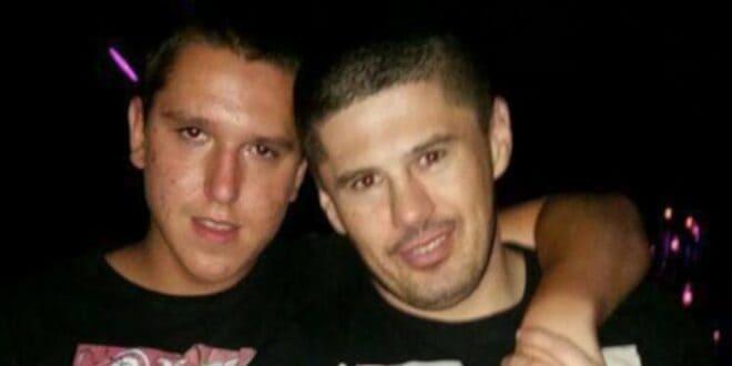 Данило Вучић у пријатељском загрљају са криминалцем којег је полиција јуче ухапсила