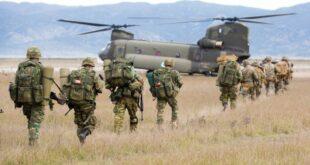 САД повећавају војно присуство на Хелму - распоређују додатне снаге у Грчкој