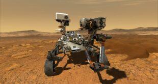"""Ровер НАСА """"Истрајни"""" успешно слетео на планету Марс (видео)"""