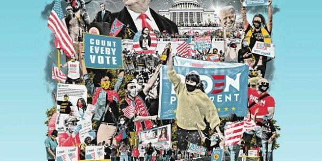 """Џоел Б. Полак: Магазин """"Тајм"""" о тајној """"моћној групи"""" која се старала о """"заштити избора"""" у САД 2020."""