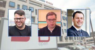 МАРИНИKA ТЕПИЋ: Вучић, Мали и власник Курира извели пљачку године – 100 милиона евра! (видео)