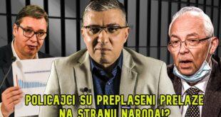 МИЛАН ДУМАНОВИЋ: Александар Вучић је још од формирања СНС сарадник страних обавештајних служби (видео)