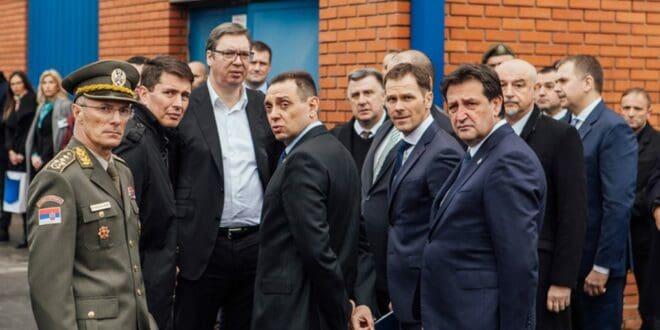 """МУП истражује """"Крушик"""" тек након смене министра чији је отац главни актер афере"""