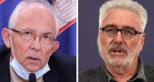 И Кризни штаб напао др Несторовића – Кон: Осуђујемо антивакцинаше