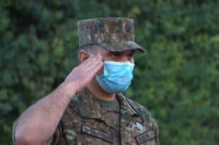 Јерменска војска не одустаје од захтева за неопозиву оставку премијера Пашињанина