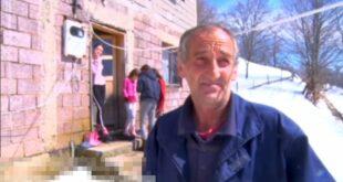 Голијска села не затрпава само снег већ и други проблеми стежу (видео)