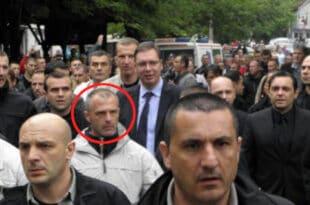 Алексић показао фотографију: Оптужени за Јовањицу познавао Вучића, заједно су … (видео)