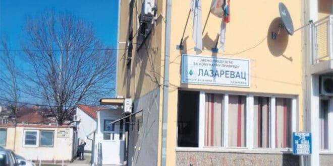 """Запосленима у ЈПКП """"Лазаревац"""" читаву деценију нису уплаћивали доприносе!"""