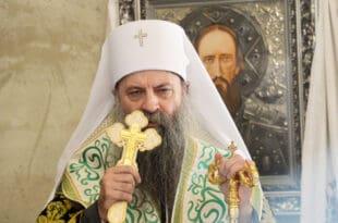 После посете Хрватима, разумевања за Содому и Гомору и сусрета са папским прелатом ПАПОЉУБАЦ се коначно сетио и Пећке патријаршије