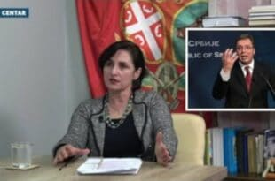 Тамара Миленковић Керковић: Србија је ушла у сферу фискалне задужености која се сматра дужничким ропством (видео)