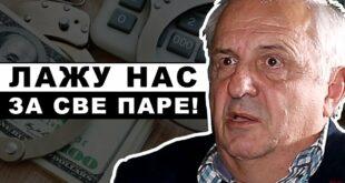 Слободан Рељић: Kосово, задуживање... ваше право да будете дезинформисани! (видео)