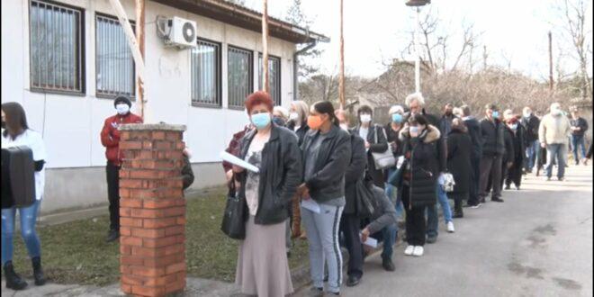 У Београду и околини отворено 48 вакциналних пунктова за вакцинацију старијих од 65 година