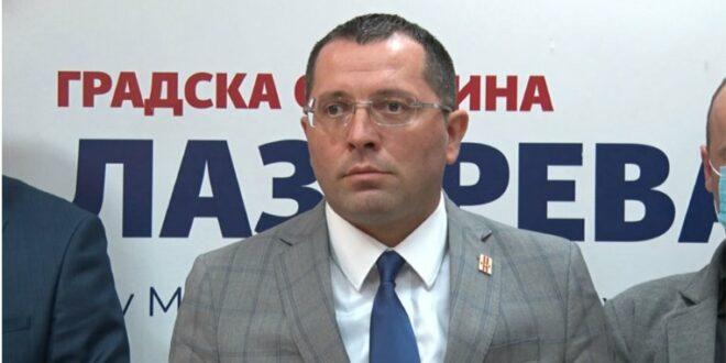 Лазаревац: Председник општине Бојан Стевић упорно одбија да помогне борбу против нарко дилера