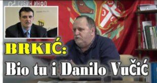 БРКИЋ: Цвијан отет у ЦГ, па ликвидиран на сплаву Веље Невоље, ту је био и Данило Вучић! (видео)