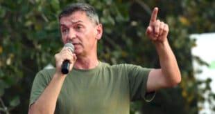 """Александар Јовановић Ћута: Нису нас уплашили привођењем, остајемо при најави протеста """"еколошки устанак"""" за 10. април"""