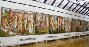 СНС КАРТЕЛ становницима Шида отима галерију слика Саве Шумановића!
