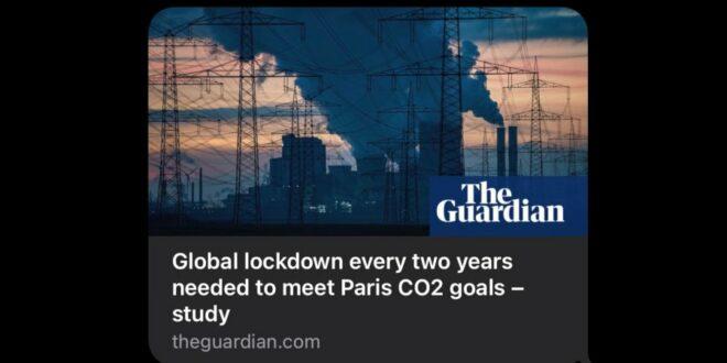 """Гардијанова вест шокирала свет! Отривено """"шта се крије"""" иза корона закључавања?"""