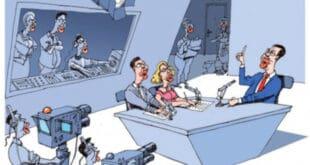 Чак 92 одсто простора у централним политичким вестима припало владајућим странкама