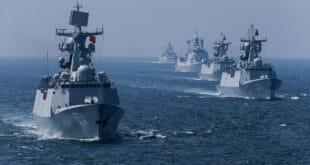Кина има највише ратних бродова на свету – 360, чак 60 више од Сједињених Држава