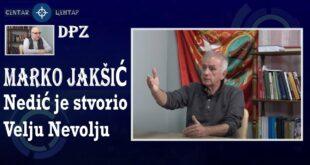 Марко Јакшић: Ово је права улога Новака Недића, коју Вучић хоће да сакрије (видео)