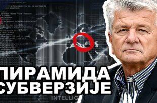 Милан Пашански: Пет земаља потписало план бацања Србије на ноге, ми смо опкољена тврђава! (видео)