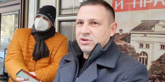 Зајечар: Вучићеви батинаши напали кандидата за градоначелника Драгана Стаменковића, полиција није реаговала