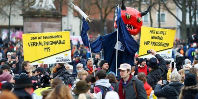 Немачка на ивици побуне: Привредници пуни беса због корона мера