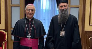 ПАПОЉУБАЦ после састанка са амбасадором САД, примио изасланика папе Фрање