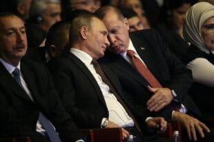 Ердоган напао Бајдена и отворено стао на Путинову страну