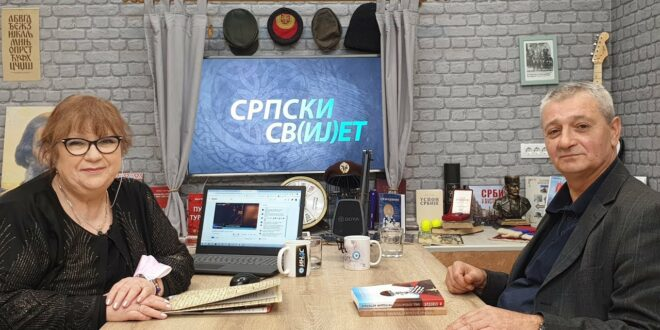 РАДОВАН КАЛАБИЋ – Зашто је Броз највећи антисрпски пројекат (видео)