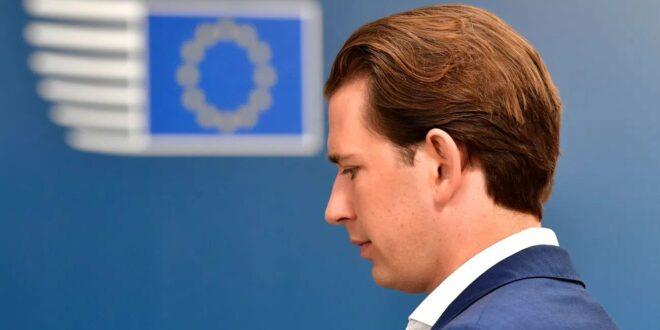РОКАЧИНА! Курцем на ЕУ лидере и Ангелу Меркел