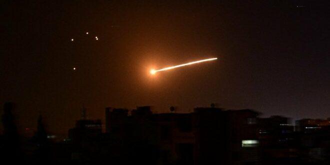 Сиријска ПВО осујетила изралеске ракетне нападе на Дамаск, нема података о евентуалним жртвама