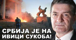 Слободан Тешић: Вучић је економски дилетант, ни праунуци нам се неће извући из дужничког ропства! (видео)