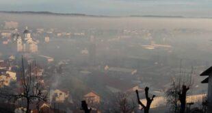 Алармантно: Србија прва у Европи по умирању од загађеног ваздуха…